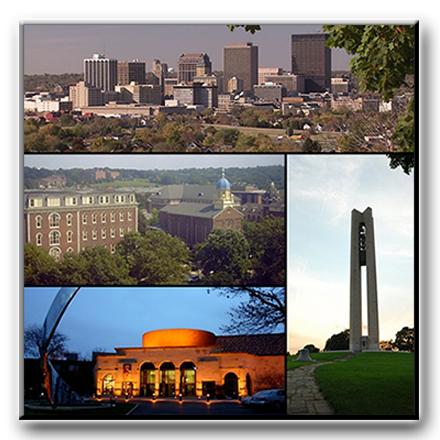 Service Areas - Dayton Ohio