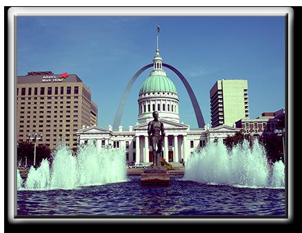 Service Areas - St Louis Missouri